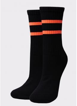 Жіночі високі шкарпетки WS3 SOFT NEON 002 Giulia