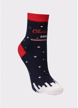Новорічні жіночі шкарпетки WS3 SOFT NEW YEAR-20-05 Giulia