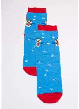 Новорічні жіночі шкарпетки WS3C-NEW YEAR-008 Giulia