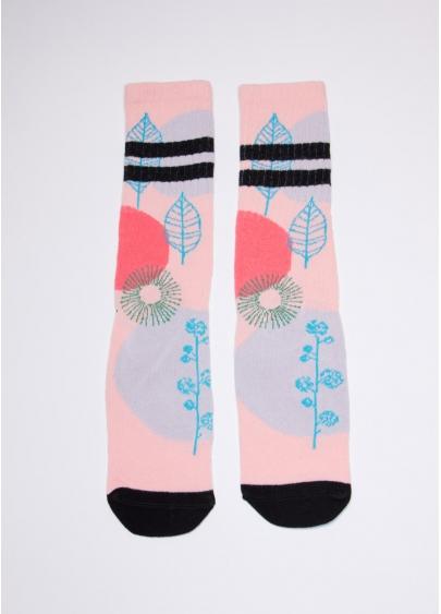 Жіночі шкарпетки з бавовни WS4 STRONG 011 Giulia