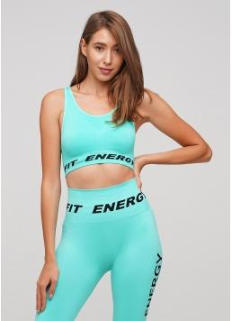 Топ для спорту TOP FIT ENERGY (зелений)