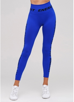 Спортивні лосини LEGGINGS FIT ENERGY (синій)