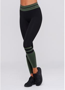Спортивні лосини LEGGINGS SPORT ENERGY (зелений)