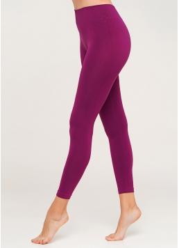 Безшовні легінси для спорту LEGGINGS magenta purple (фіолетовий) Giulia