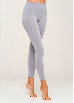Безшовні легінси для спорту LEGGINGS (сірий) Giulia